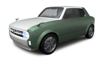 Suzuki Concept Vehicles at the 2019 Tokyo Motor Show.