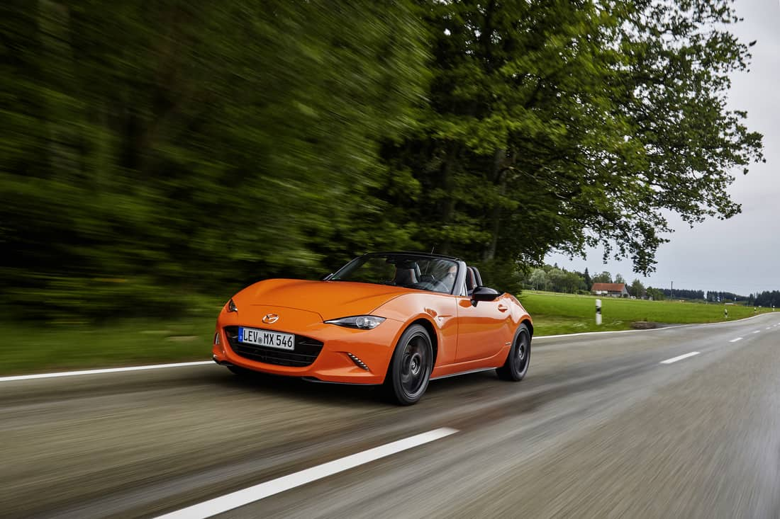 Mazda MX-5 30th Anniversary Edition