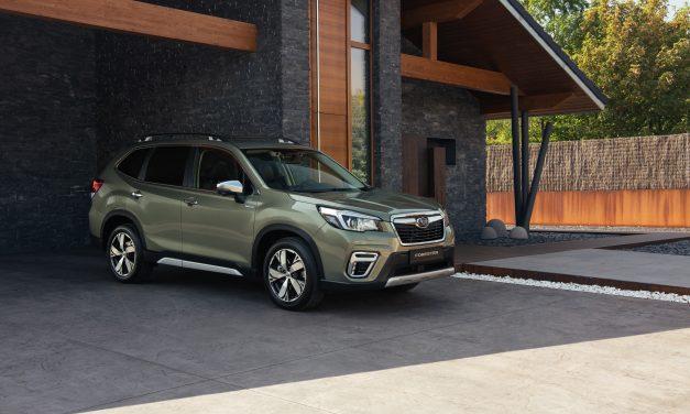 Subaru Ireland launch the All-New Forester e-BOXER.