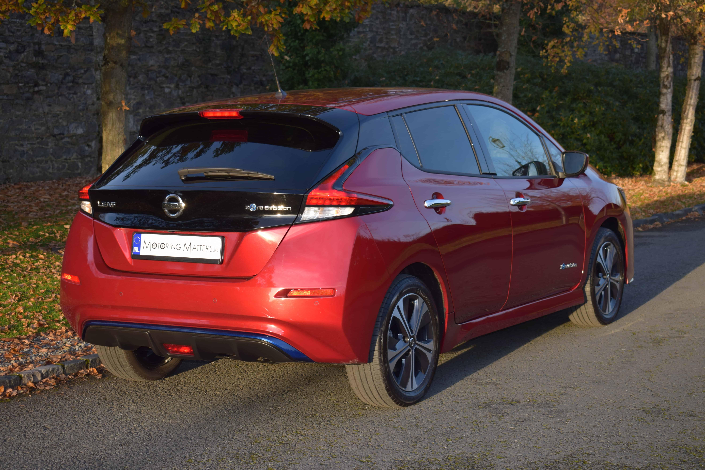 Nissan LEAF 62kWh