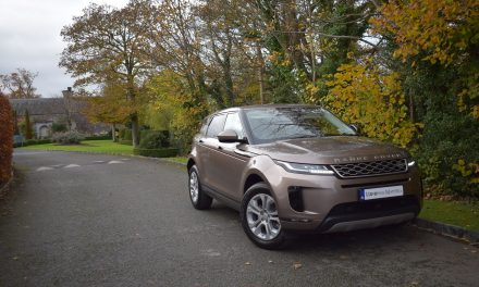 All-New Range Rover Evoque – 'Above & Beyond'.