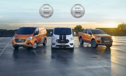 Double Award Honours For FORD.