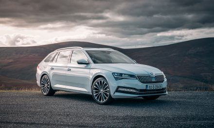 New Škoda Superb Combi is 'Simply Elegant, Simply Spacious & Simply Clever Too'.