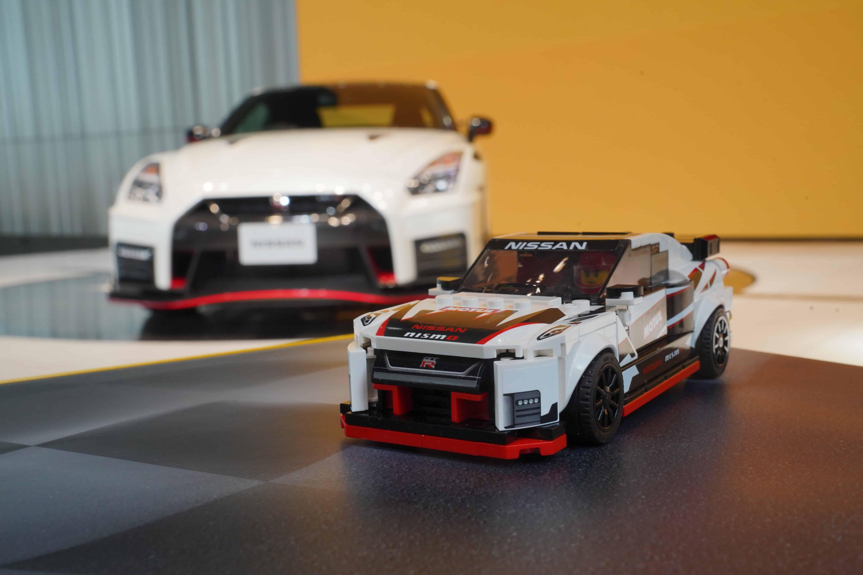 LEGO GT-R NISMO 1