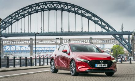 New Mazda 3 Named 'Women's World Car of the Year'.