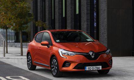 All-New Renault Clio Is Launched In Ireland.