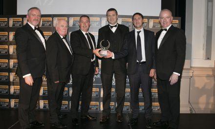 Three Awards for PEUGEOT at Irish Car of the Year Awards 2020.