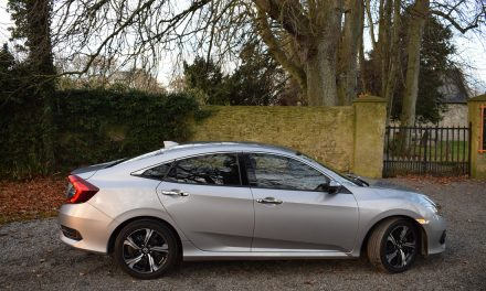 New Honda Civic Sedan 1.0-VTEC – Small Capacity, Big Performer.