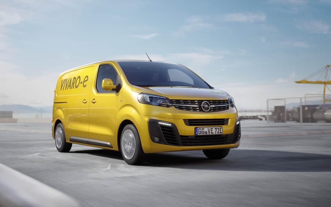 new opel vivaro-e lcv for 2020. | motoring matters