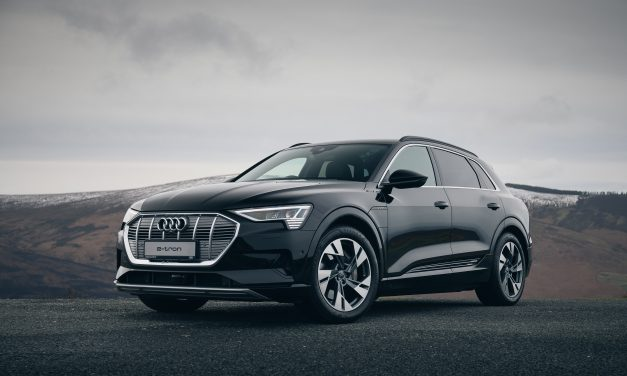 Another New 'e-tron' Joins Audi's Electric Car Line-Up.