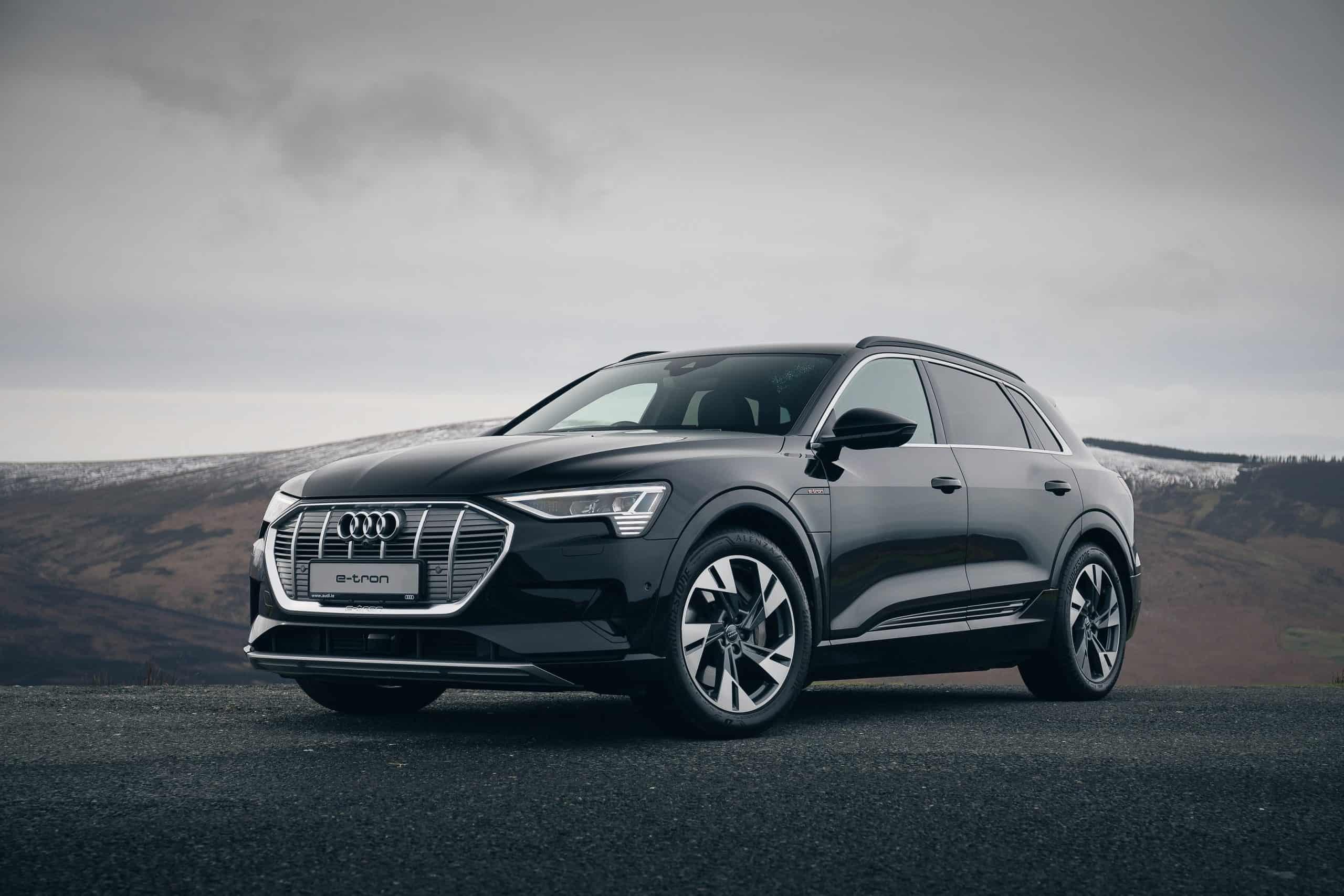 2019 Audi e-tron - Paddy McGrath
