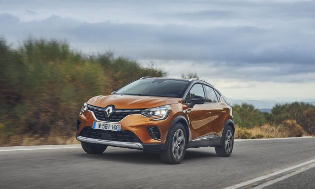 5-Star NCAP Rating For The All-New Renault Captur.