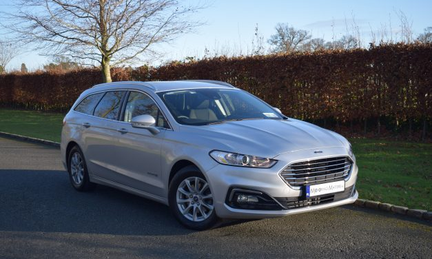 New Ford Mondeo Wagon Hybrid (HEV) – The Image of Refinement.