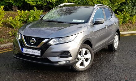 New Nissan Qashqai – Innovation That Excites.