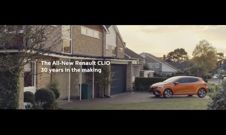 All-New Renault Clio – '30 Years In The Making'.