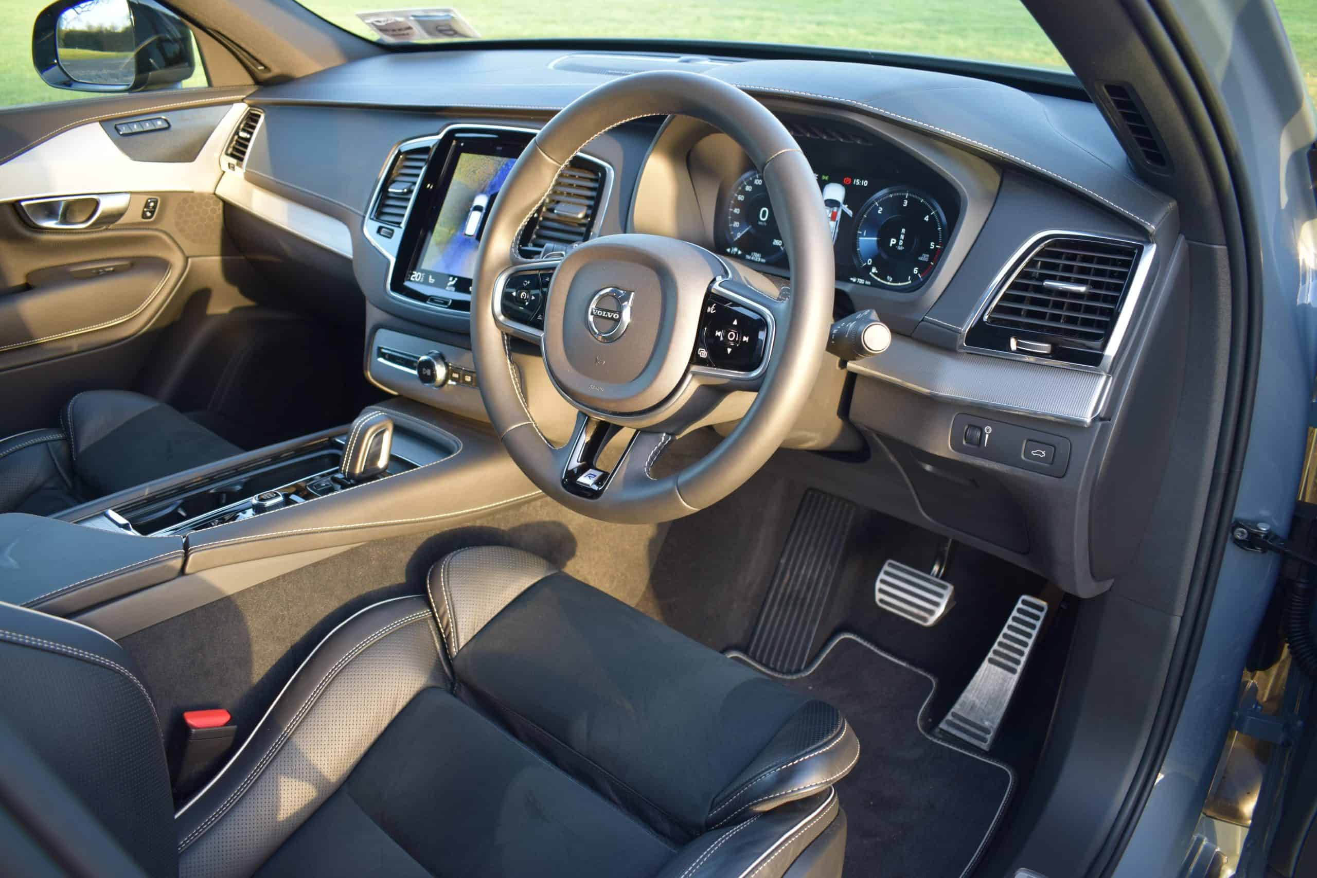 Volvo XC90 1