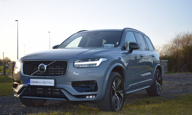 Volvo XC90 7-Seat SUV – Travel First Class.