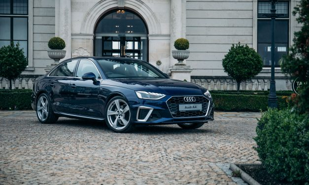 New Audi A4 Saloon – An Intense Progression.