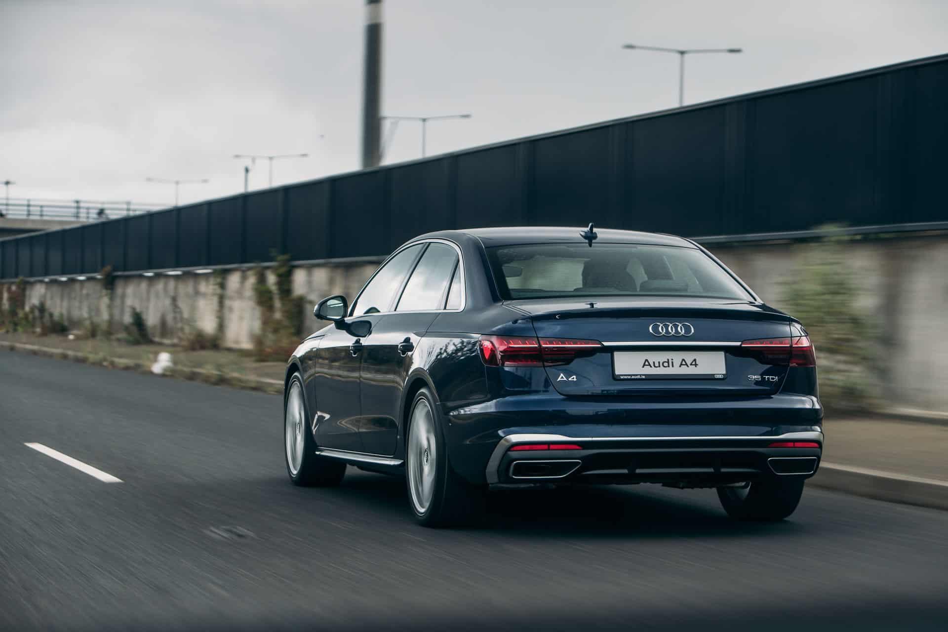 New Audi A4 35TDI