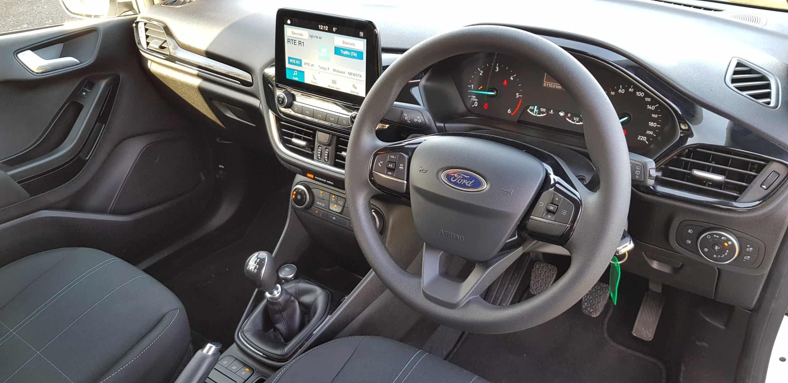 Fiesta Trend Van