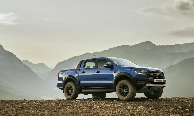 New Ford Ranger Raptor – Pick-Up Perfection.