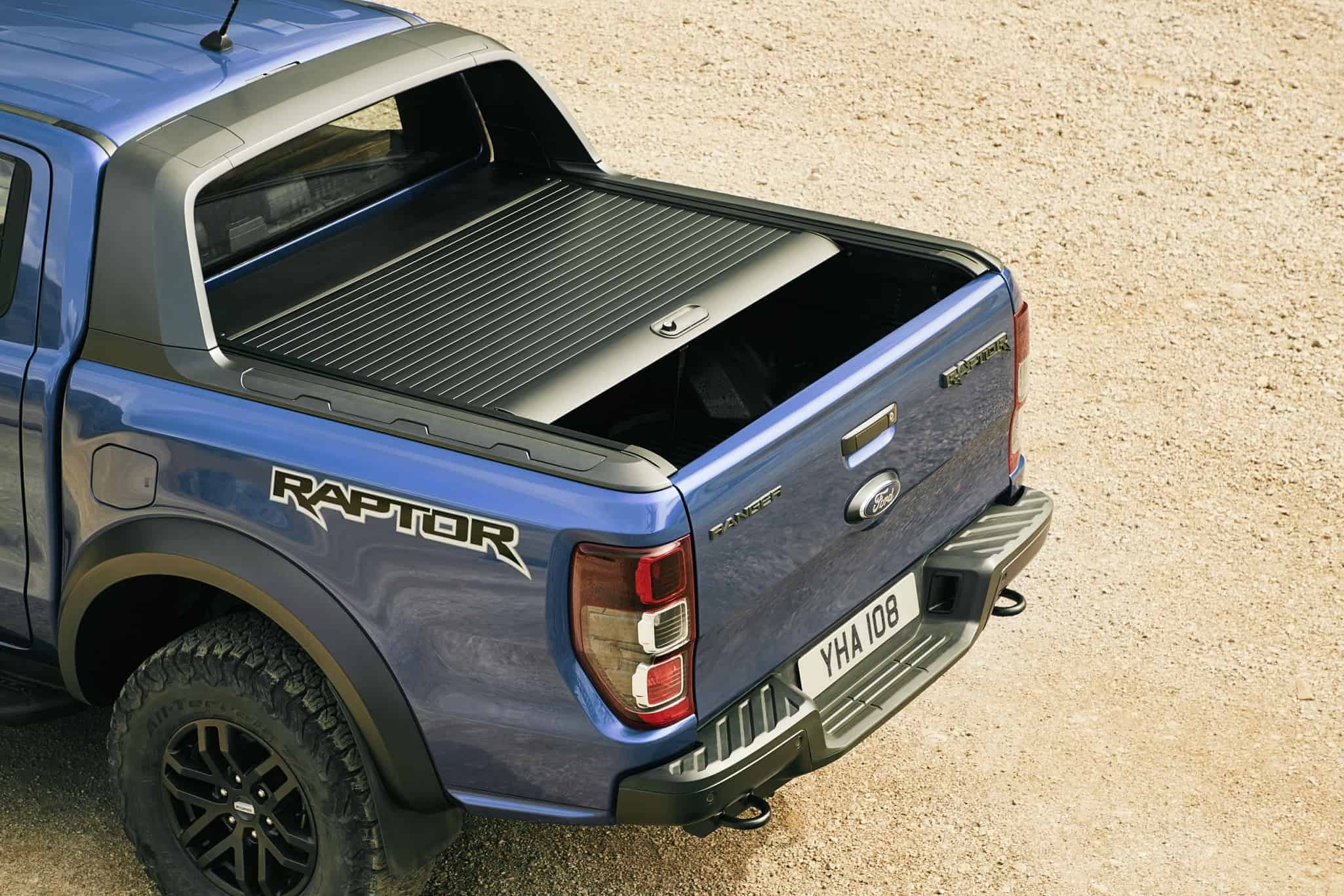 Ford Ranger Raptor MM1