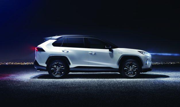 New Toyota RAV4 Plug-In Hybrid – On The Way.