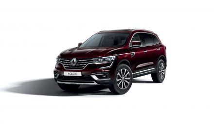 New Renault KOLEOS Pricing & Specifications Released.