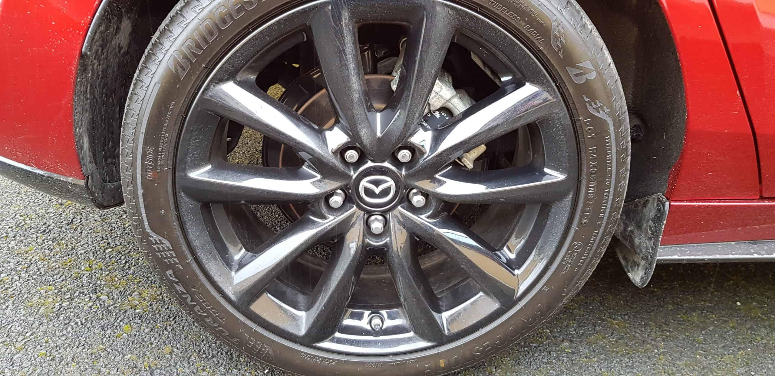 Mazda 3 X4