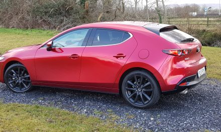 New Mazda 3 'SkyActiv X' – The Family Car With The 'X' Factor.