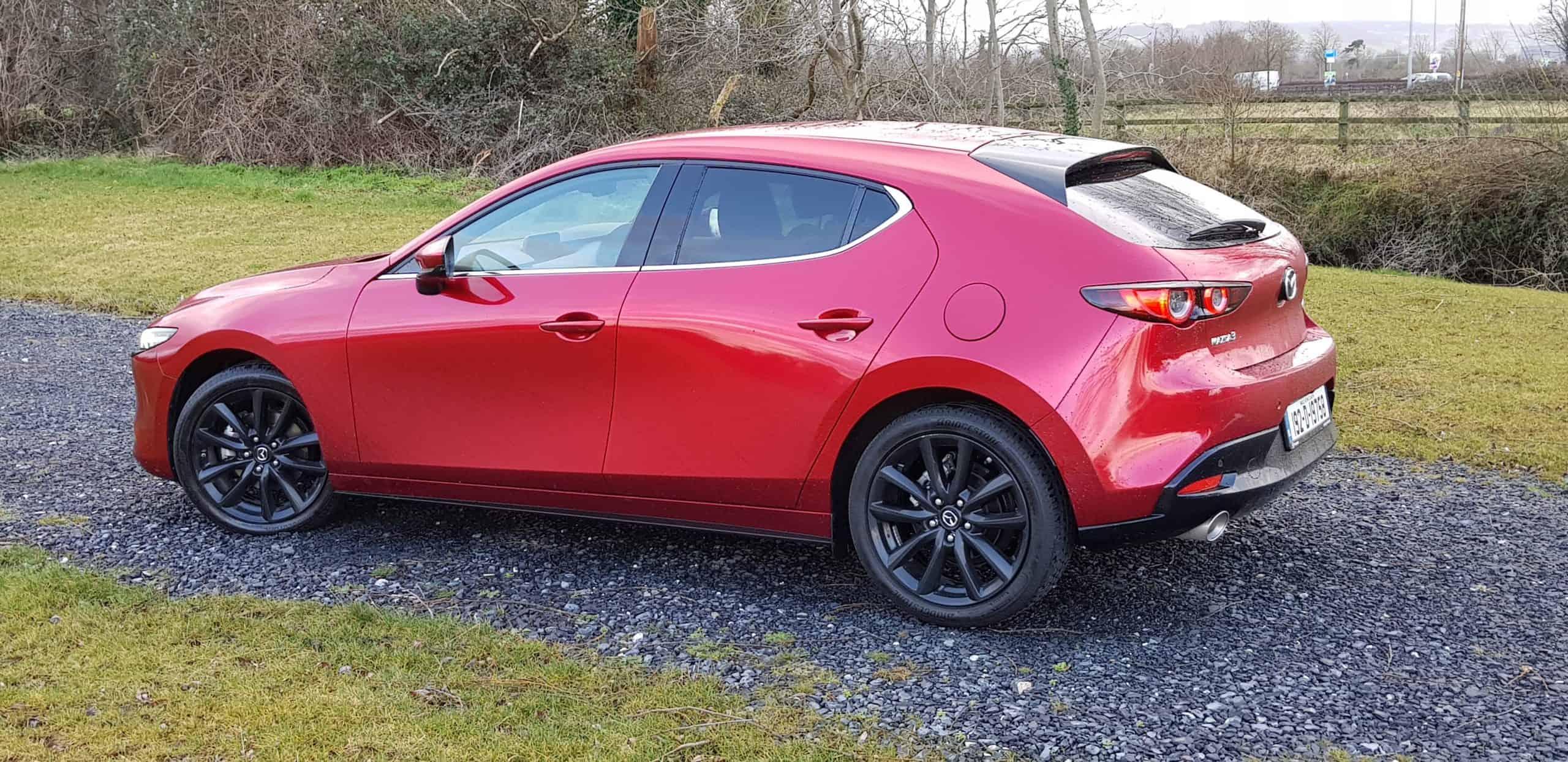 Mazda 3 X6
