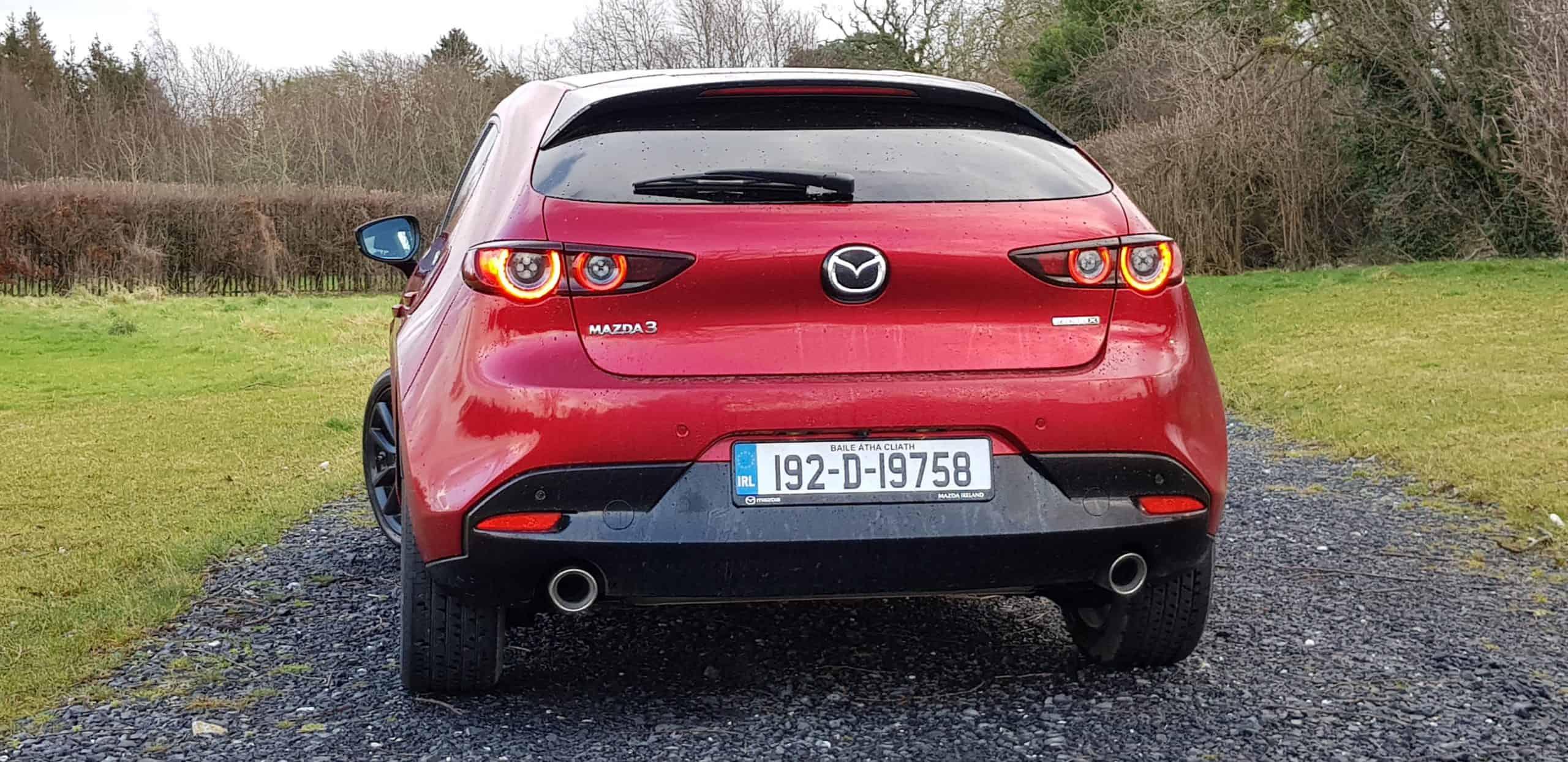 Mazda 3 X7