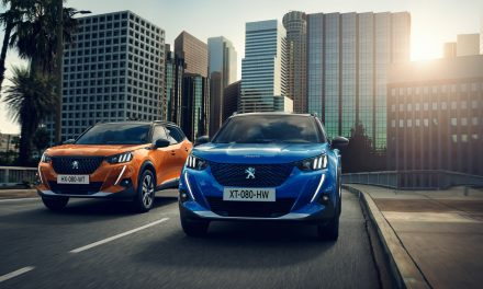 All-New Peugeot 2008 SUV Available To Order Now.
