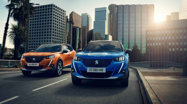 New Peugeot 2008 iv
