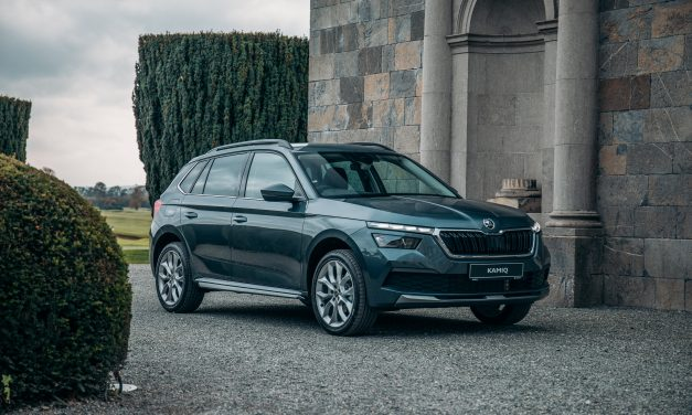 Another Simply Clever SUV From ŠKODA – The All-New KAMIQ