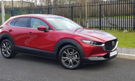 All-New MAZDA CX-30 – Life Begins At '30'.