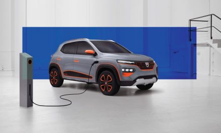 New DACIA SPRING ELECTRIC CONCEPT Breaks Cover.