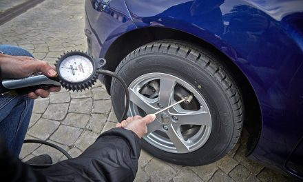 Top Tyre Tips During A 'Lockdown'.