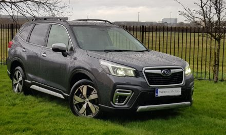 New Subaru Forester e-Boxer Hybrid – The 'Go Anywhere' Hybrid SUV.