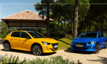 New Peugeot 208 – European Car of the Year 2020.