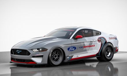 Silent New Addition To The Exhilarating Ford Mustang Range.