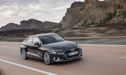 New Audi A3 Saloon – Coming To Ireland Soon.