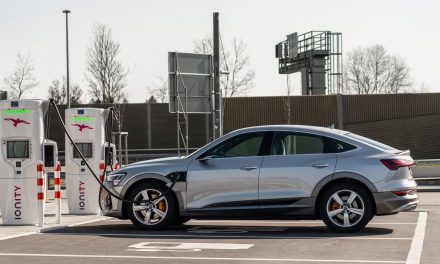 Audi's Answer To High-Performance Charging.
