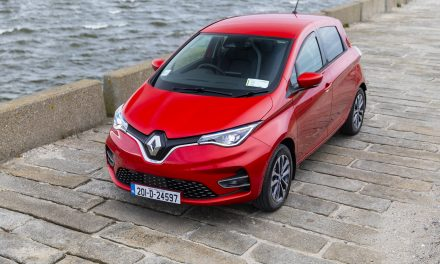 New Renault ZOE is Ireland's Most-Affordable Electric Car.