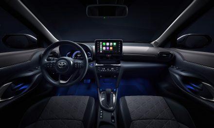 All-New 'YARIS Cross' Joins The Terrific Toyota SUV Range.