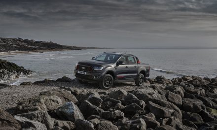 New Limited Edition Joins The Amazing Ford Ranger Model Line-Up.