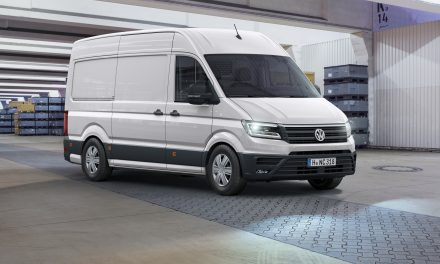 Volkswagen Crafter – 45 Years Of Excellence In Transportation.