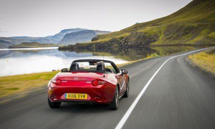 Mazda's Epic Drive @ 100.