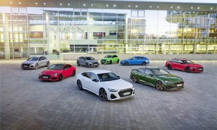 Audi Sport GmbH shapes the character of its RS models.