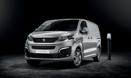 New PEUGEOT e-Expert On The Way To Ireland.